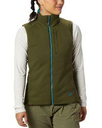 Mountain Hardwear Kor Stratatm Vest - Green