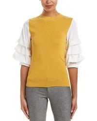 Gracia Sweater - Yellow