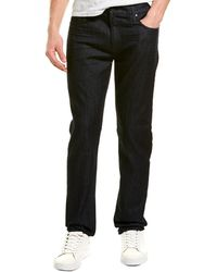7 For All Mankind 7 For All Mankind Adrien Executive Slim Taper Leg - Blue
