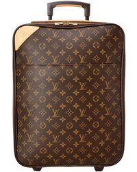 Louis Vuitton Monogram Canvas Pegase 45