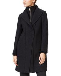 Club Monaco Kasppere Wool Coat - Black
