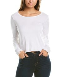 Chaser - Baby Rib Top - Lyst