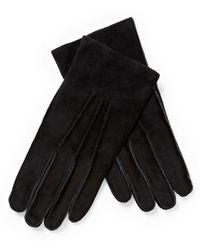 Portolano Saddle Gloves - Black