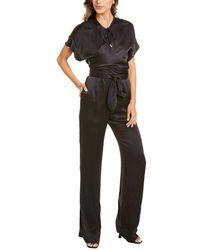 Karina Grimaldi Marga Jumpsuit - Black