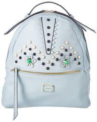 Catherine Malandrino Talulah Studded Backpack - Blue