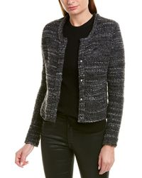 IRO - Carene Wool-blend Jacket - Lyst