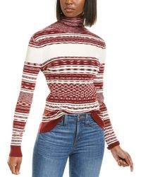 Tory Burch Julie Jumper | 125 | Pullovers - Red