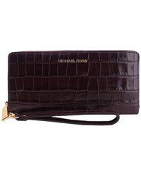 Michael Kors Michael Money Pieces Leather Wallet