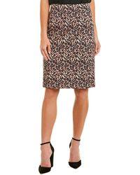 Nanette Lepore Pencil Skirt - Brown