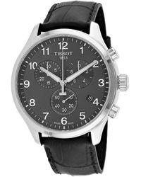Tissot Men's Chrono Xl Classic Watch - Metallic