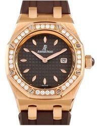Audemars Piguet Audemars Piguet Women's Diamond Watch - Multicolour