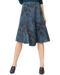 Club Monaco Rinty Skirt - Blue