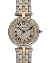 Cartier - Cartier 1990s Cougar Watch - Lyst