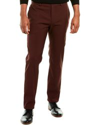 Theory Zaine Pant - Red