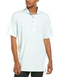 Greyson Tala Polo Shirt - Green