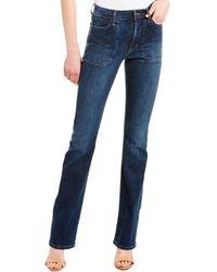 Joe's Jeans Munich High-rise Bootcut - Blue