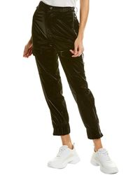 RTA Harlan Utility High-waist Pant - Black