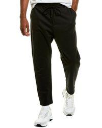 Woolrich Drawstring Chino Pant - Black