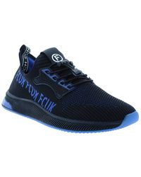 French Connection Gaston Sneaker - Black