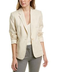Brooks Brothers - One-button Linen Jacket - Lyst