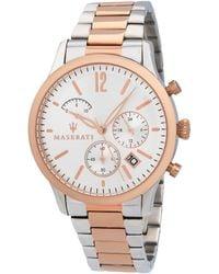 Maserati Men's Tradizione Watch - Metallic