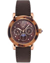 Gv2 Moon Valley Diamond Watch - Multicolor