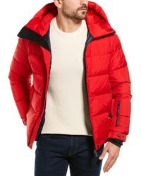 Moncler Isorno Jacket - Red