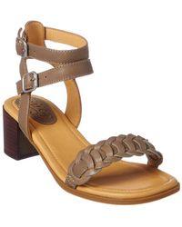 Sperry Top-Sider - Women's Vivian Mora Leather Sandal - Lyst