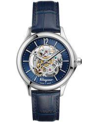Ferragamo Men's Ferragamo Time Watch - Multicolour