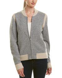 RAFFI - Wool & Cashmere-blend Jacket - Lyst
