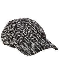 Rag & Bone Marilyn Baseball Cap - Black