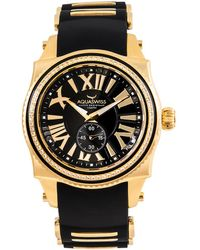 Aquaswiss Unisex Swissport A Watch - Metallic