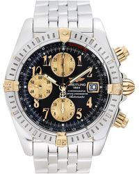 Breitling Breitling 2000s Men's Chronomat Evolution Watch - Metallic