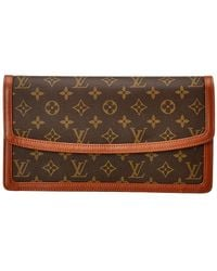 Louis Vuitton - Monogram Canvas Dame Gm - Lyst