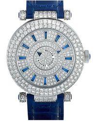 Franck Muller - Geneve Rainbow Sapphire Quartz Ladies Watch 2852qzrelqtrsaibag1pbag(ac) - Lyst