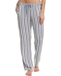 Splendid - Maternity Friendly Multi-woven Pajama Pant - Lyst