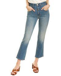 AMO Freja Ankle Cut Jean - Blue
