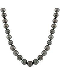 Splendid - 14k 12-15mm Tahitian Pearl Necklace - Lyst
