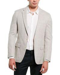 BOSS by HUGO BOSS Hartlay1 Linen-blend Sportcoat - Natural