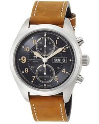 Hamilton Khaki Field Watch - Metallic