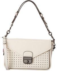 Longchamp Mademoiselle Leather Crossbody - Multicolor