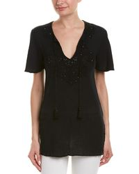 Sulu Collection Tunic - Black