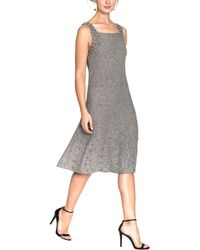 NIC+ZOE - Nic+zoe Petite Modern Stud Dress - Lyst