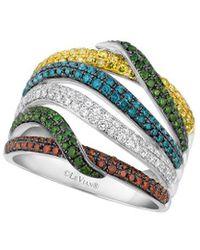 Le Vian ? Grand Sample Sale 14k Vanilla Gold? 1.24 Ct. Tw. Diamond Ring - Multicolour
