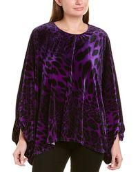 N Natori Velvet Top - Purple