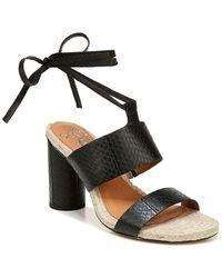 Franco Sarto Obi Sandals - Black