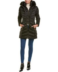 Laundry by Shelli Segal Puffer Coat - Black