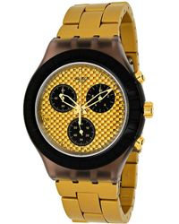 Swatch Men's Desert Sands Watch - Multicolor