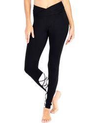 Electric Yoga Entrapped Legging - Black