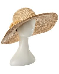 Hat Attack Perfect Small Sunhat - Natural